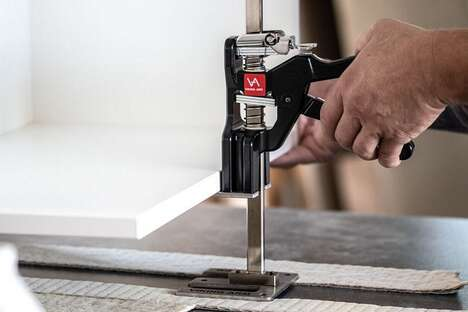 Hand-Controlled Clamp Tools