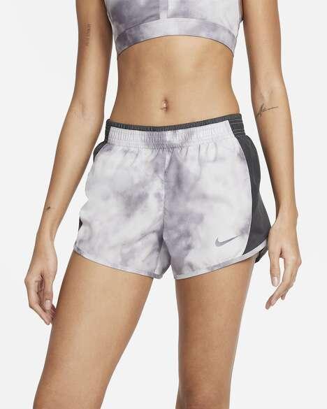 Sustainable Whimsical Running Shorts