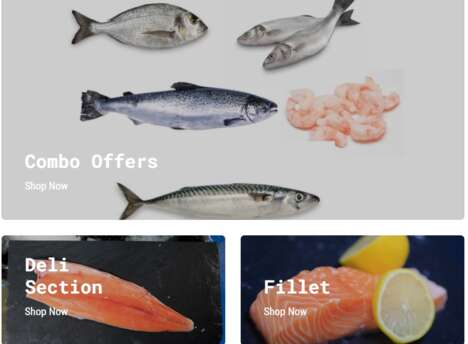 Generational Fresh Seafood Markets