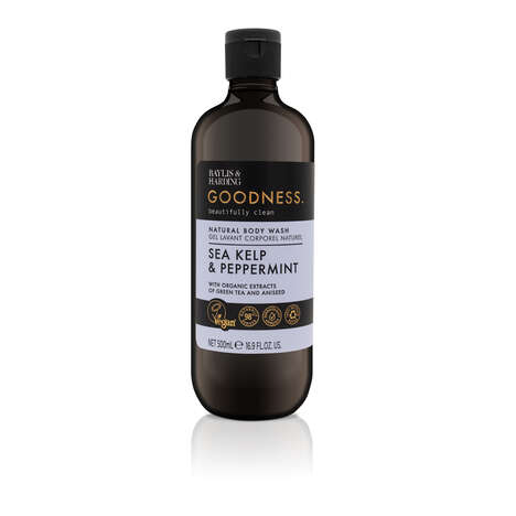 Recyclable Vegan Body Washes
