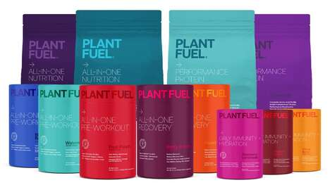 Eco Plant-Powered Supplements
