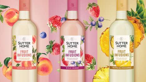 Juice-Infused Wines