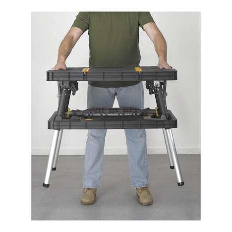 Heavy-Duty Portable Work Tables