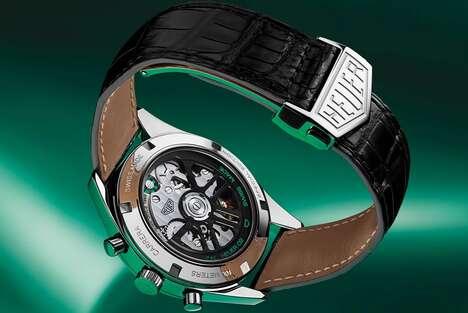 Night-Friendly Luxury Watches