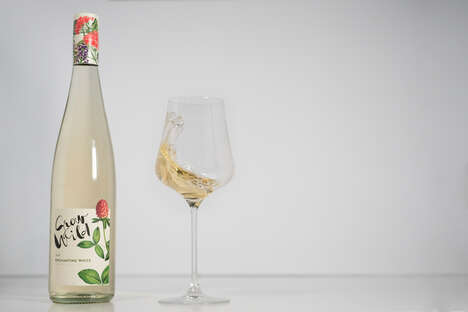Sustainable Refreshing Canadian Wines