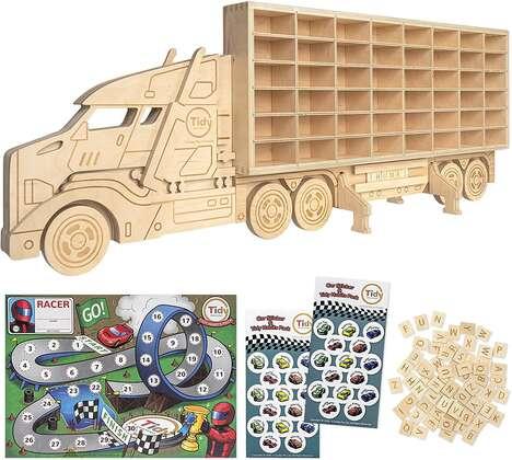 Kid-Friendly Car-Based Storage Solutions