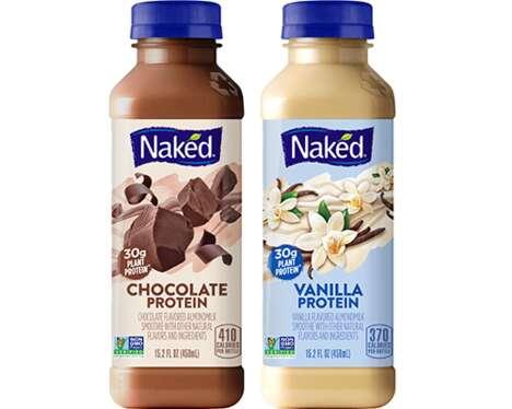 Vegan-Friendly Protein Drinks