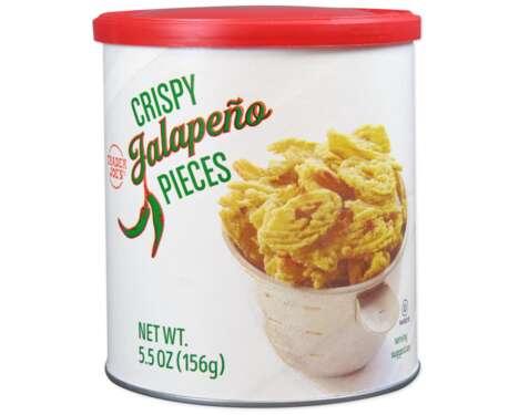 Crunchy Jalapeño Crumbles