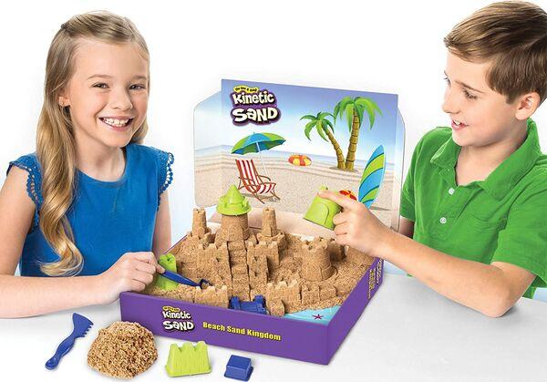 Easy-Clean Kinetic Sand Kits