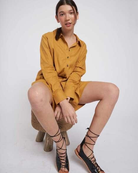 Comfort-Focused Linen Collections