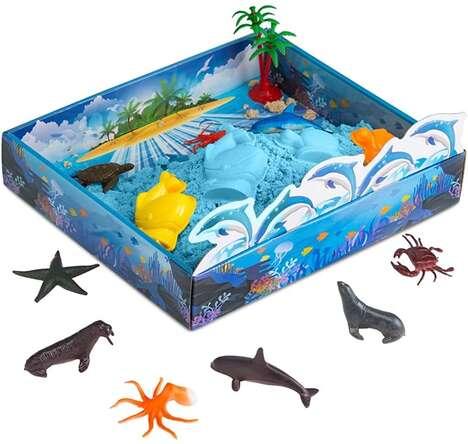 Non-Stick Sandbox Kits