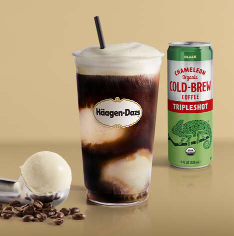 Customizable Cold Brew Floats
