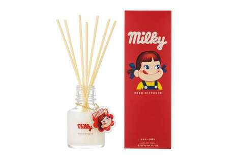 Milky Candy Diffuser Scents