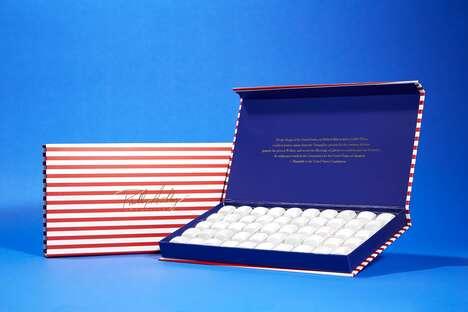 Patriotic Designer Chocolates
