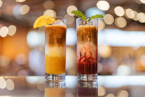 Fruity Espresso Beverages