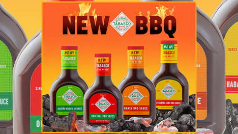 Barbecue-Ready Cooking Sauces