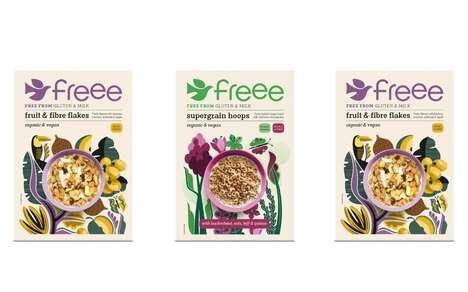 Vegan-Friendly Gluten-Free Cereals