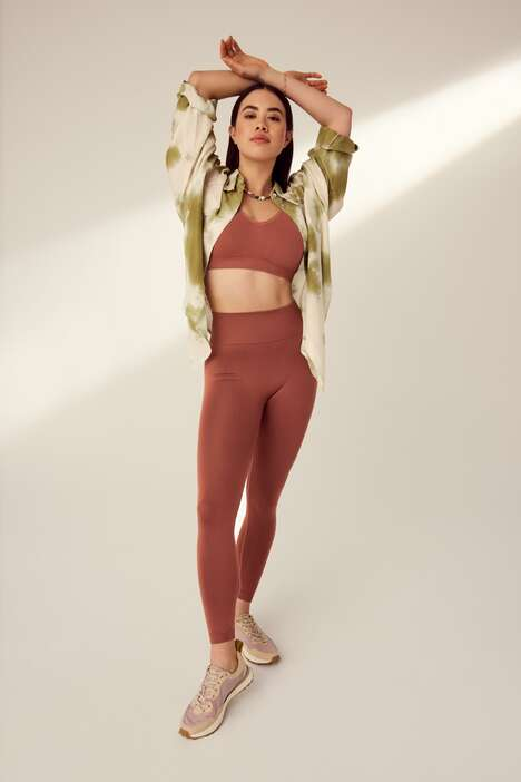 Size-Inclusive Sustainable Activewear