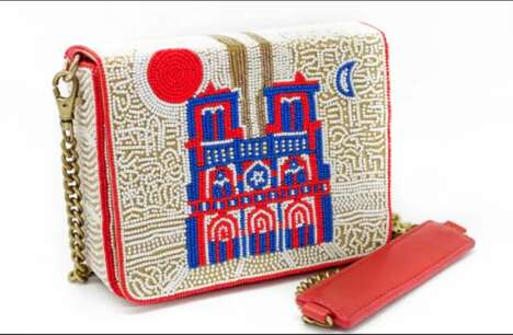 Landmark Church-Themed Handbags