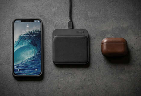 Full-Coverage Wireless Chargers