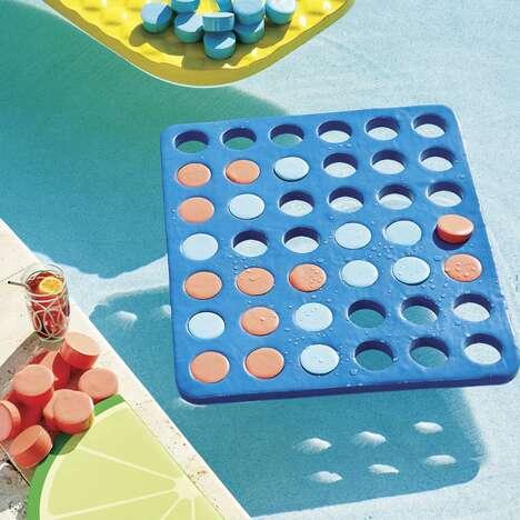 Pool-Friendly Board Games