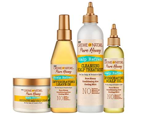 Scalp Health Haircare Products