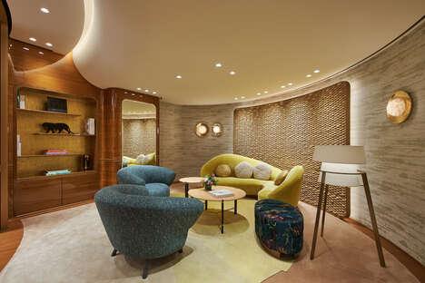 Rich Luxury Store Renovations