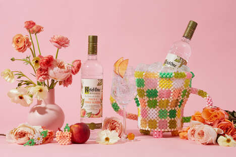 Spritz-Themed Cocktail Collections