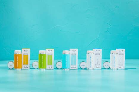 Plastic-Free Refillable Deodorants