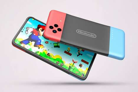 Mobile Gaming Console Smartphones