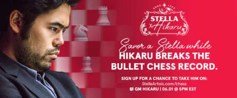 Beer-Branded Chess Tournaments