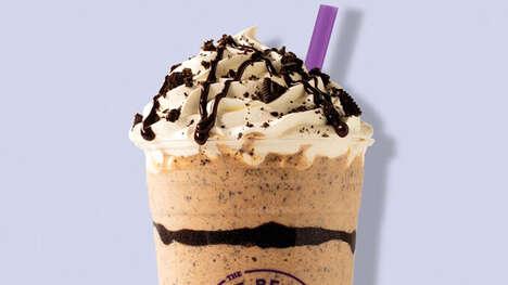 Summery Espresso Dessert Drinks