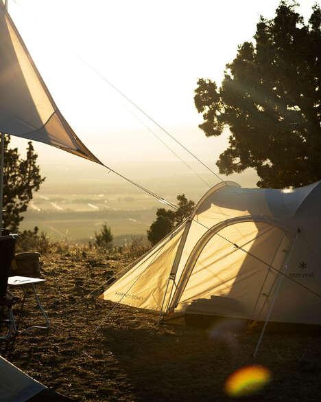 Durable Tactical Campout Tents