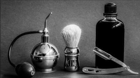 Luxury Men's Grooming Products