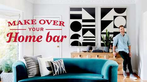 Home Bar Makeover Contests
