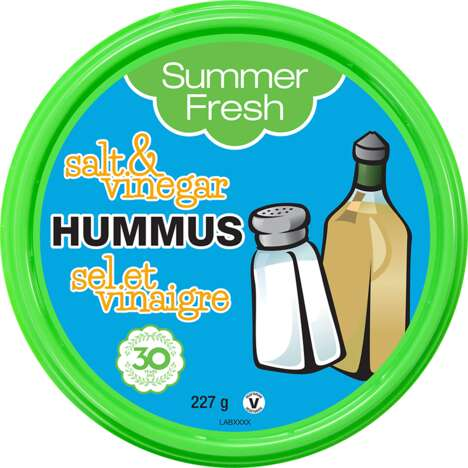 Limited Edition Hummus Flavors