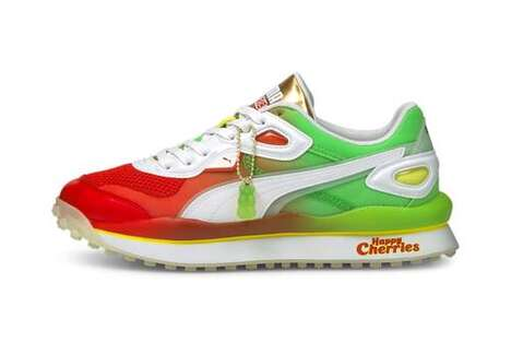 Gummy Candy-Themed Sneakers