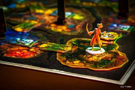 Retro Role-Playing Board Games