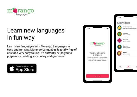 Fun-Focused Language Learning Apps