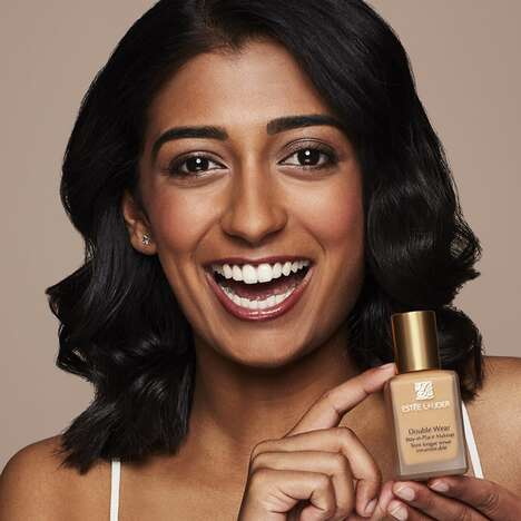Athlete-Backed Makeup Campaigns