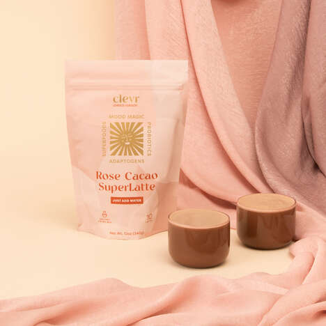 Rose-Infused Chocolate Elixirs