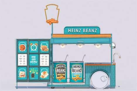 Bean-Focused Food Pop-Ups