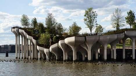 Arts-Focused Island Parks