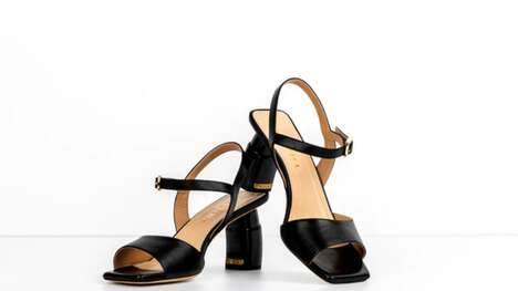 Height-Adjustable High Heels