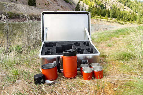 Military-Grade Camper Coffee Kits