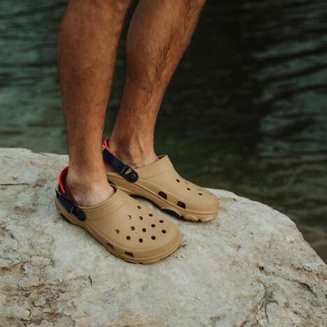 Comfy Open-Air Hiking Footwear
