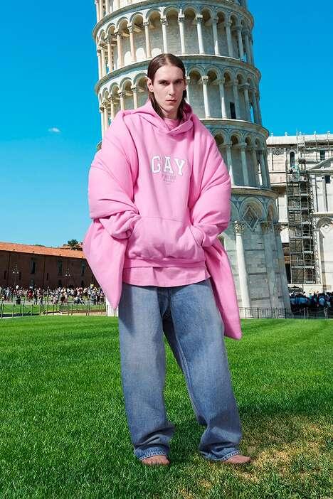 Boastful Fashion Pride Collections