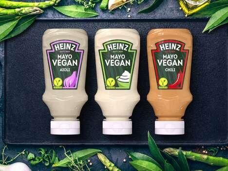Flavorful Vegan-Friendly Condiments