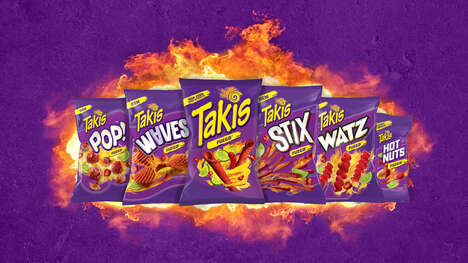 Expanded Spicy Snacks