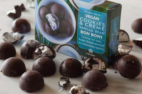 Frozen Vegan Bon Bons